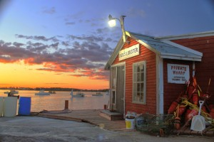 Lobster Pound Harpswell Maine