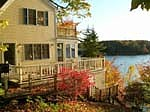 Rentals in the town of Harpswell Maine