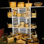 The Village Basket Shop in Harpswell Maine