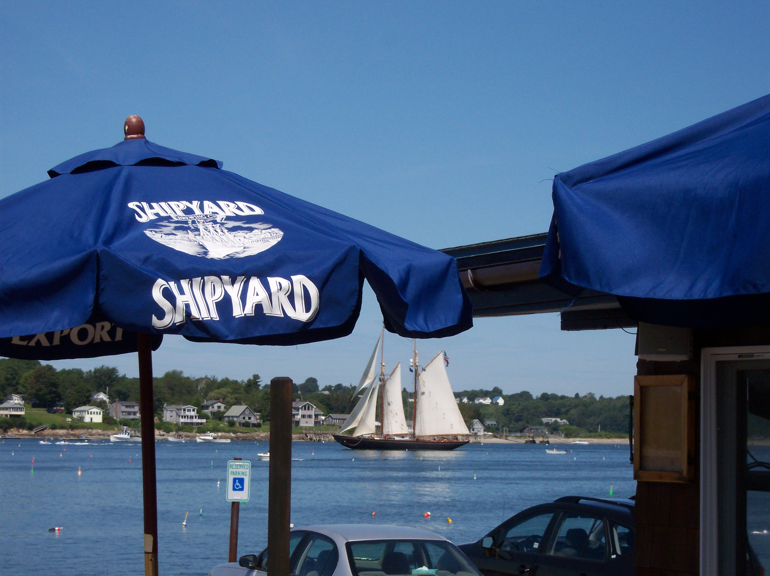 Dining in Harpswell Maine, restaurants and lobster pounds | Harpswell Business Association