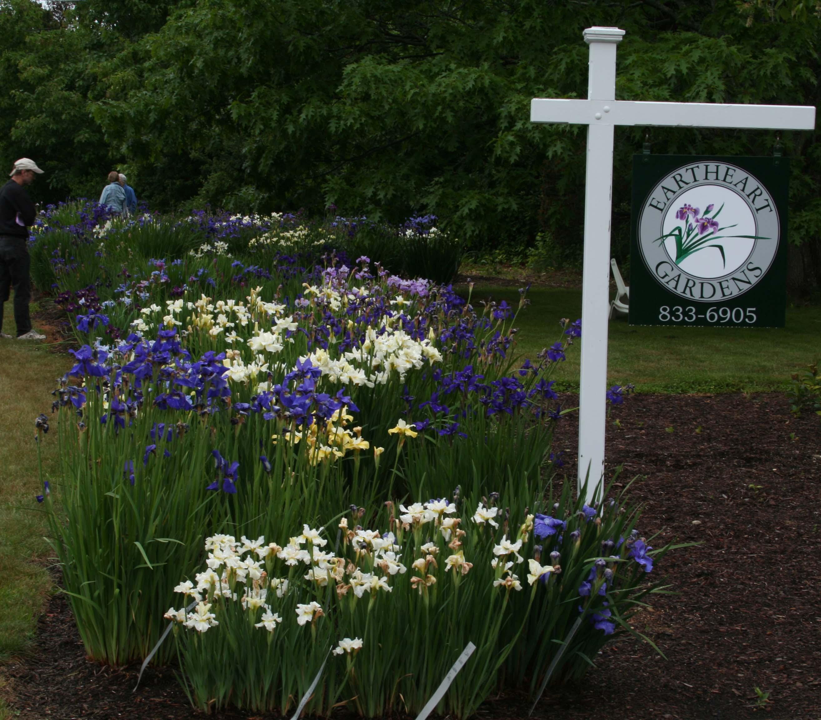 Garden Nursery in Harpswell Maine