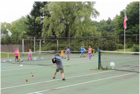 Physical Education in Harpswell