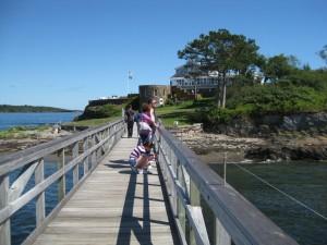 Eagle Island Maine